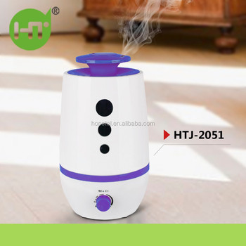 2018 NEW ARRIVAL HTJ-2051 2.6L Jade-Like Elegant Air Cooler Humidifier Essential Oil Available Ultrasonic Humidifier