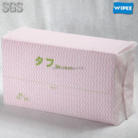 Hangzhou super strong disposable spunlace nonwoven cloth wipes