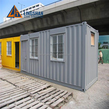 Knock-down prefab container house prefab for sale with SGS