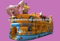 2016 new inflatable Noah's Ark combo
