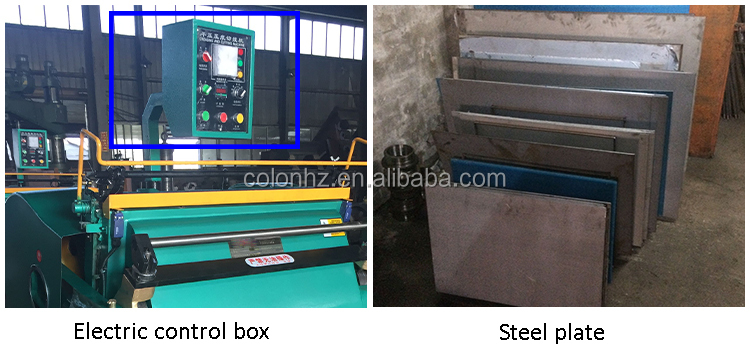 Automatic paper carton creasing and die cutting machine with competitive price
