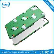 Newest Customized Blank 3d sublimation mold for 3d mobile phone case printing for iphone 6 plus