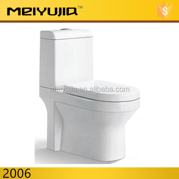 ceramic sanitary ware fast flushing two piece saving water toilet bowl