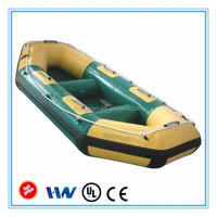 cheap Inflatable boat PVC material inflatable boat