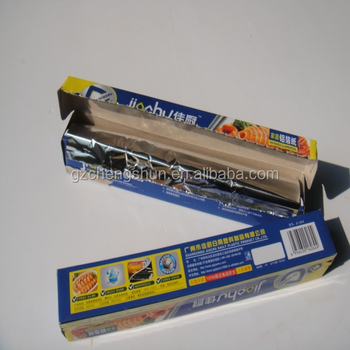High quality professional household Aluminum foil