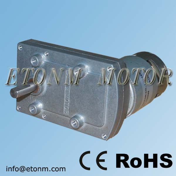 environmental energy-saving gear motor for grill
