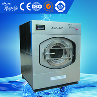 Hotel laundry industrial washing machinery and dryer factory