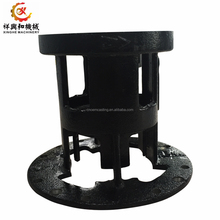 Pump parts customized ductile/grey iron sand casting products with ISO9001