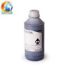 Supercolor Flexographic printer using 1000ml Vivid pigment ink for Epson Surecolor T7080 printer