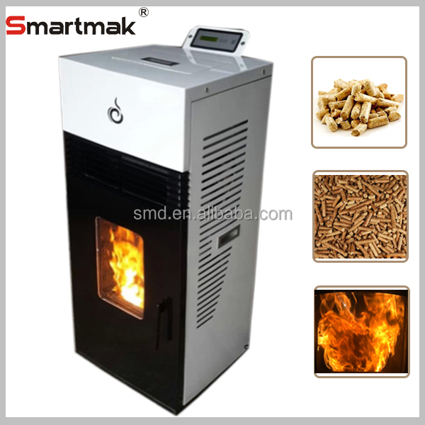 2015 New Design portable small wood pellet stove China,italian biomass Pellet fireplace with oven, wood burning stoves for sale