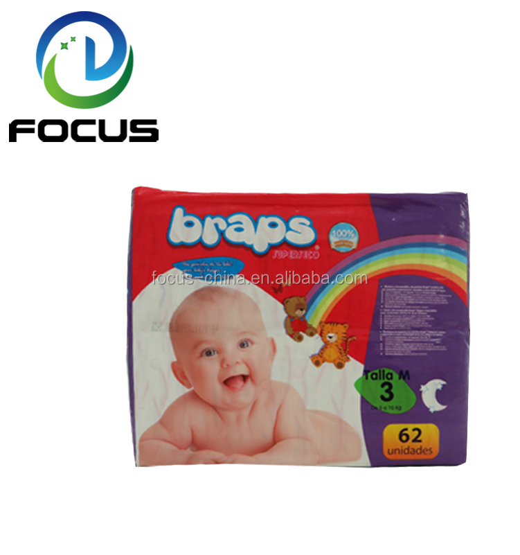 Disposable low price sunfree sleepy baby diaper manufacturer in China with magic tape blue ADL