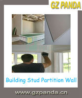 Building Stud Partition Wall