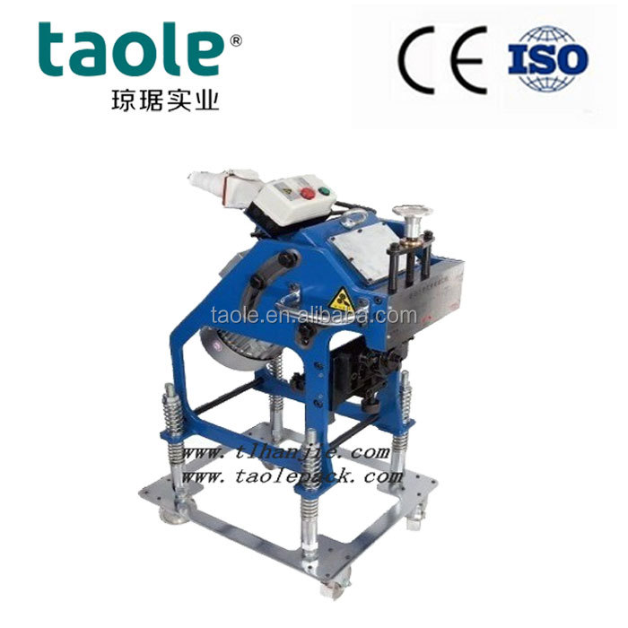 Automatic Self Propelled Plate Edge Rolling Chamfering Machine GBM-16D