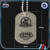 new design glues / glued printing photo dog tag
