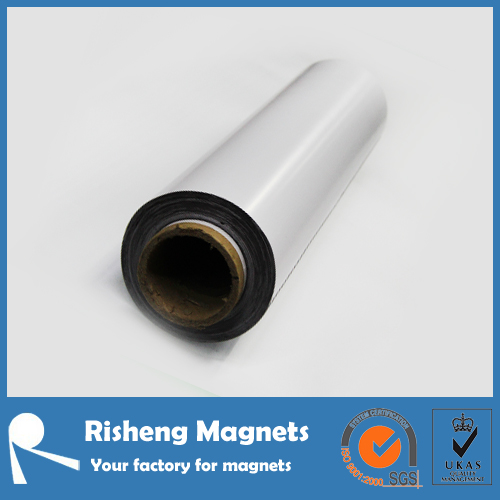 China manufacturer flexible rubber magnet sheeting