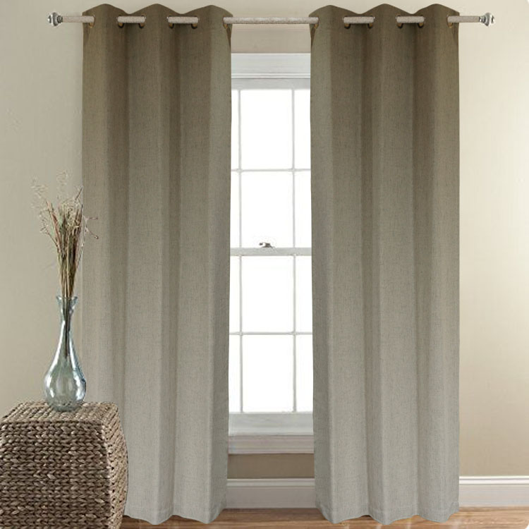 luxury blackout Curtain for sale room darkening japan curtain