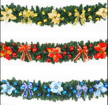 2016 New Product High Quality Artificial Christmas Cane Christmas Wreath