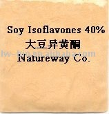 Soy bean extract powder 60% soy isoflavones