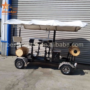 Pedal Bar & Party Bike Tours Pedal Hopper Party Cycle bar cycle pub cycling beer bike for sale