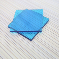 48 x 96 inches high quality light blue polycarbonate sheet board