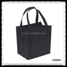 Alibaba China High Quality Textured 100gsm Non-Woven Polypropylene Tote Bag