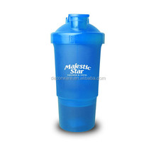 FDA Approved Plastic PP Sport Shaker Bottle for Energy Supply