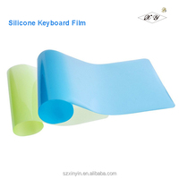 Factory plain universal silicone keyboard, silicone keyboad protector,silicone keyboard cover