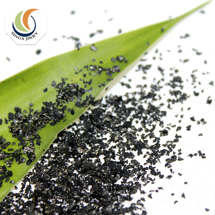 New Products Humic Acid Fertilizer Sodium Humate Flake