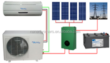 500w solar panel mounting in air conditioner for conditioning air power system price