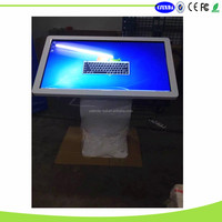 46inch Smart Interactive bar Table LED touch table with all in one pc function