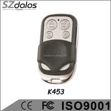 Rolling code remote control HCS301, universal garage remotes, remote rf control with CE