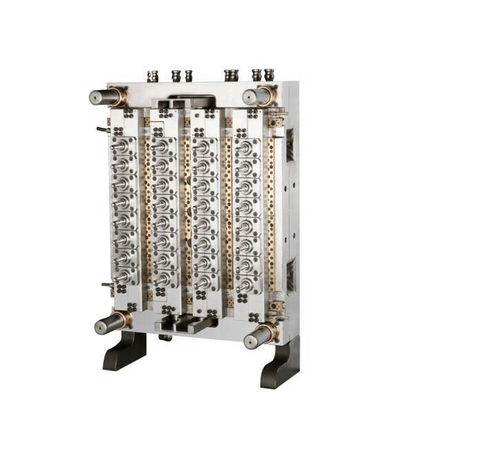 32 cavity needle valve plastic injection preform mould