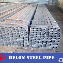 Manufacturer M S Welded Square tube hollow section/m.s carbon