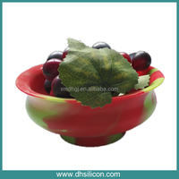 FDA Kitchenware food Silicone bowl