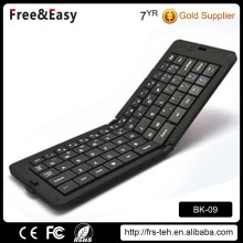 Folding Wireless Tablet/Smartphone Bluetooth Keyboard