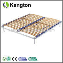 Bed slat fixing for bedroom