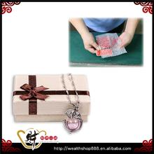 Exclusive wholesale fashion doll pendant necklace for gift