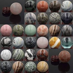 Gemstones Balls Spheres /Semi-precious Stones Ball/Crystal Ball Spheres