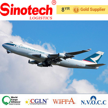 Shipping Company with Air Cargo shipping service from China to Tehran Iran