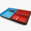 Custom Leather Office Stationery Set Product