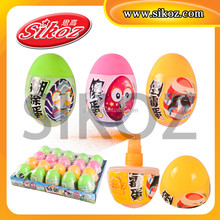 SK-A074 Egg Shape Spray Liquid Candy