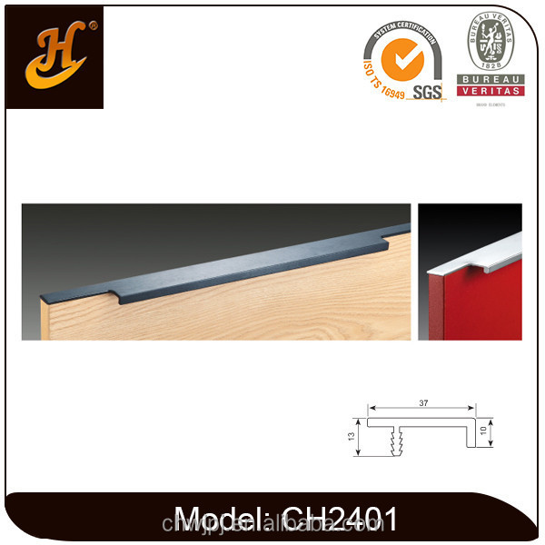 High Quality China Factory Hidden Kitchen Cabinet Handle