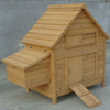 2016 Hot sale outdoor wooden chinese chicken coop