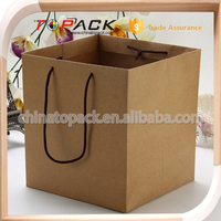 Latest Hot Selling!! OEM Design led flood light gift paper bag with good prices