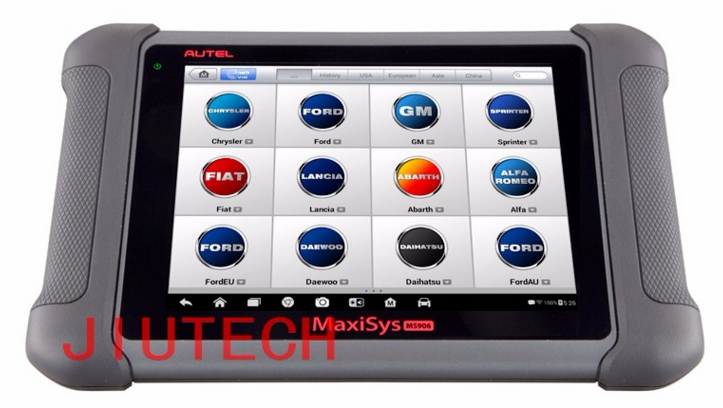Autel Diagnostic Tool maxisys ms906 with PAD and faster diagnostic speed same function as Autel ds708 auto Car Diagnostic Tool