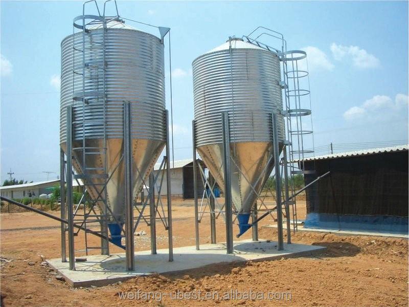 modern chicken farm shed silo buy farm silos for sale. Black Bedroom Furniture Sets. Home Design Ideas