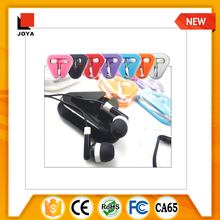 ISO 9001 Factory lovely hot selling toy promotion gift earphone attachments