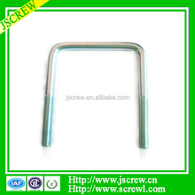 High quality U bolt, Factory sell stainless steel 304 u bolt