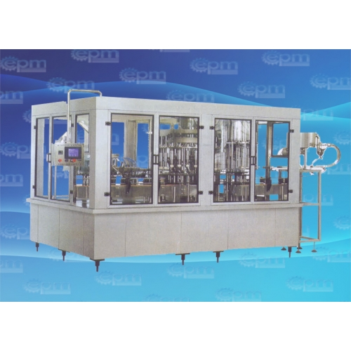Washing Filling And Capping 3-In-1 Machine