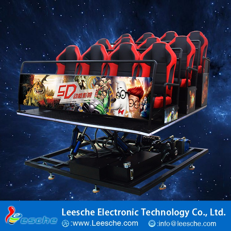 Electrical Equipements Suppliers 5D Cinema For Sale